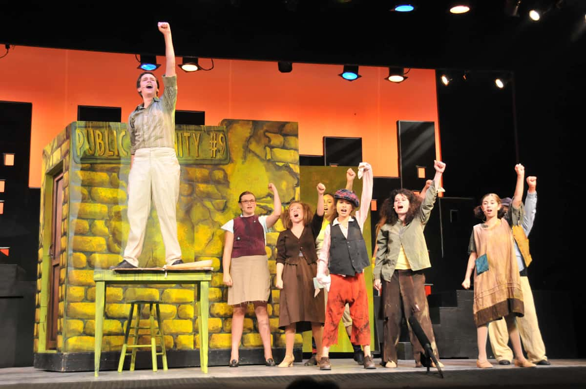 Urinetown (Long Lake Camp for the Arts)