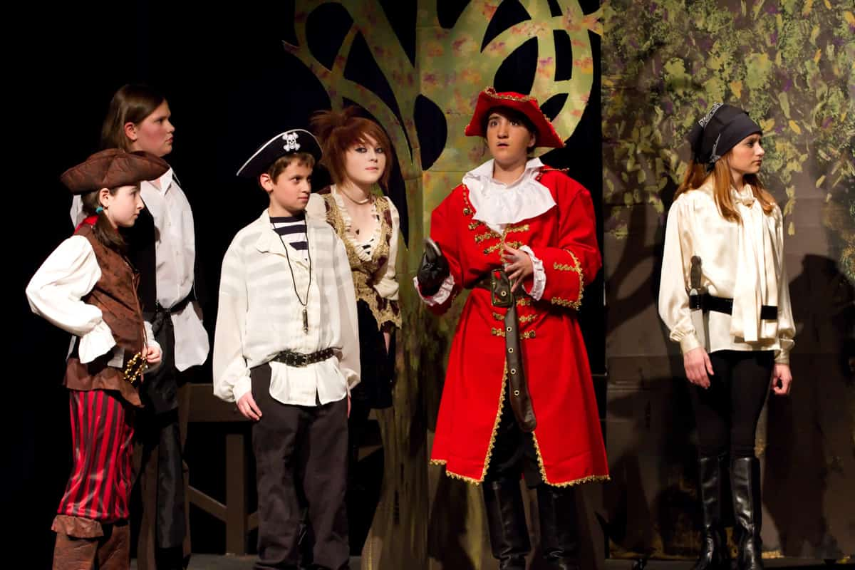 Peter Pan (Improv Playhouse Showstoppers)