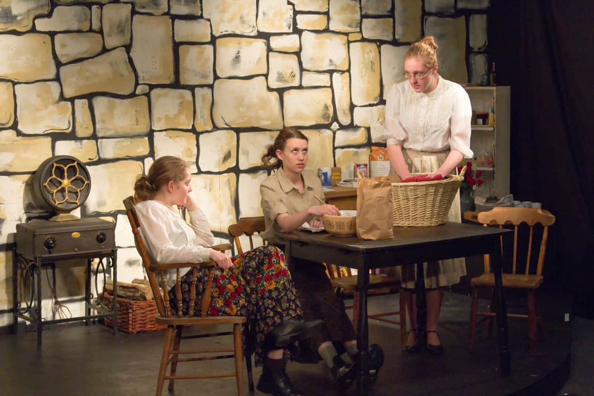 Dancing At Lughnasa (Improv Playhouse Acting Convervatory for Teens)